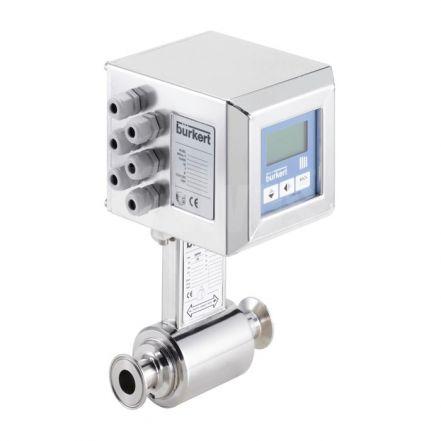 Burkert Type 8056 Hygienic Mag Flow Meter
