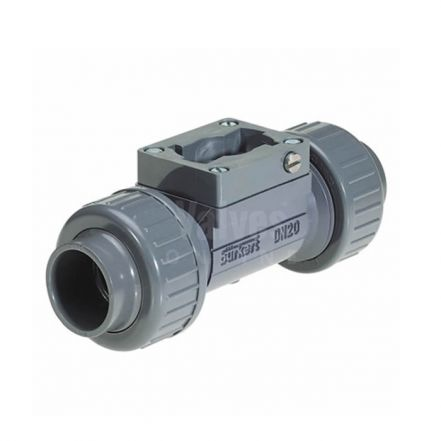 Burkert Type S030 Sensor Flow Fitting