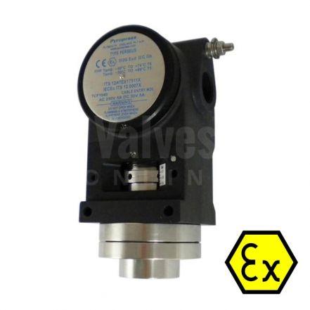 Exd Flameproof Medium Pressure Switch