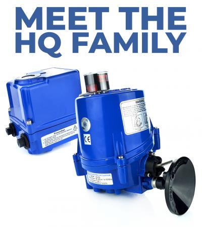 Meet The HQ Family Of Electric Actuators