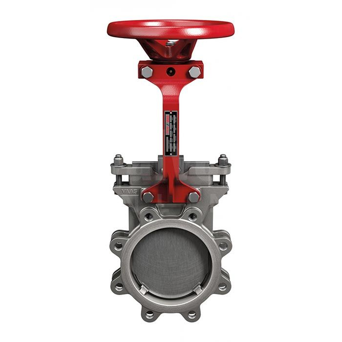 Bray Lugged ANSI 150 Uni-Directional Knife Gate Valve