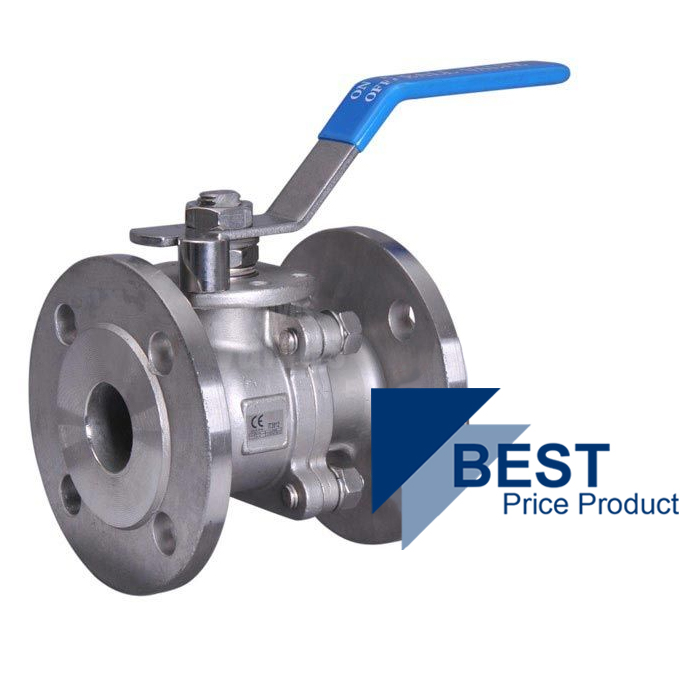 Economy Ball Valve Series 94LC Flanged PN16