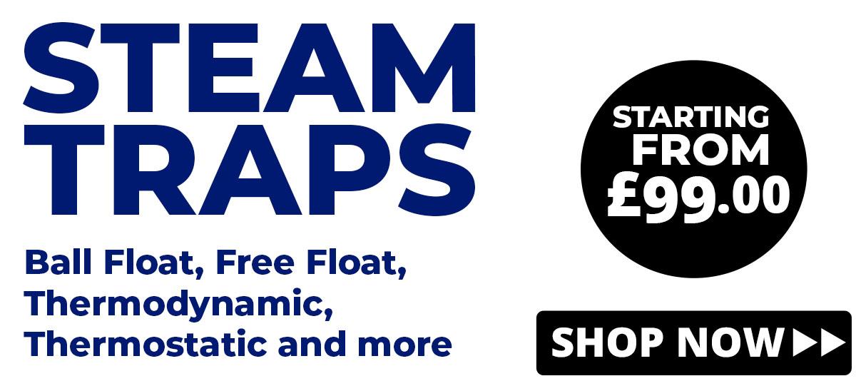 Shop Steam Traps
