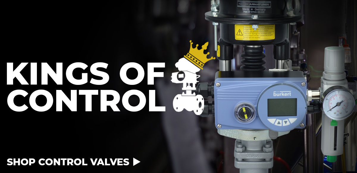 shop control valves