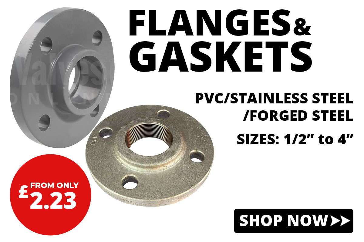 flanges and gaskets
